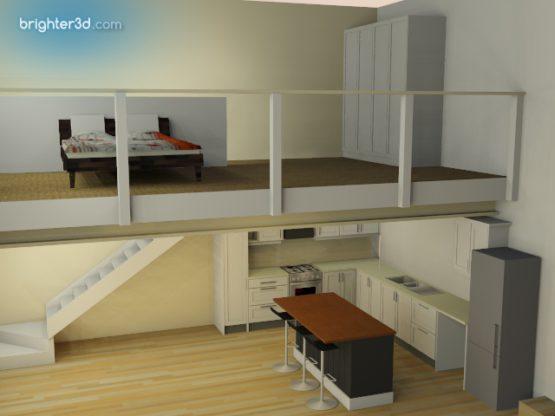 loft-kitchen-concept-drawing